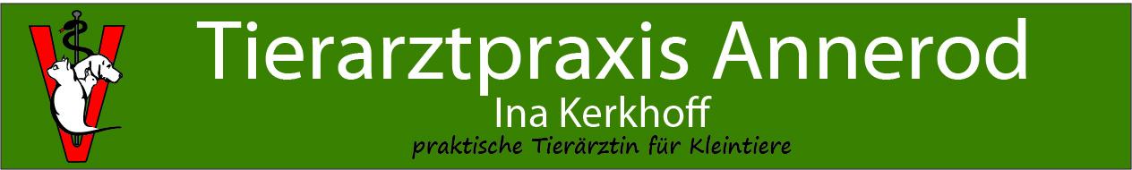Tierarztpraxis Annerod, Ina Kerkhoff Logo